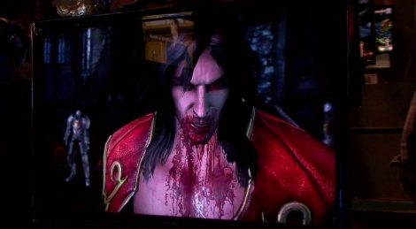 E3: Castlevania: Lords of Shadow 2 gameplay