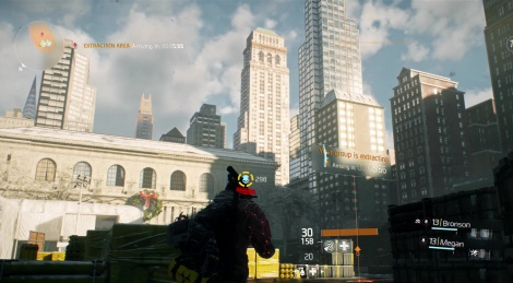 E3: Commented gameplay of The Division