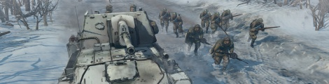 E3: Company of Heroes screens