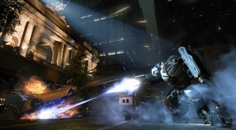 E3: Crysis 2 images