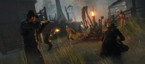 E3: Crytek's Hunt first screens
