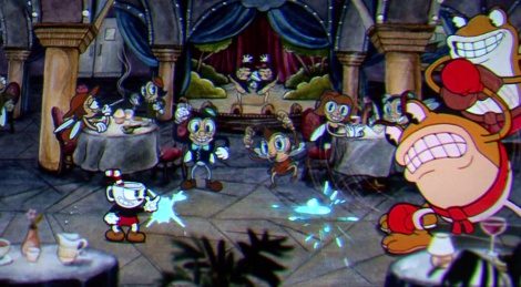 E3: Cuphead gameplay video