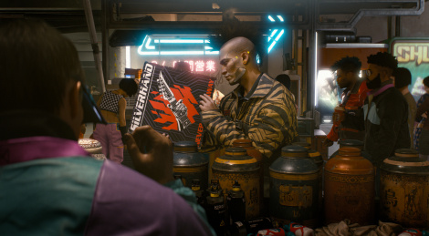 E3: Cyberpunk 2077 new screens