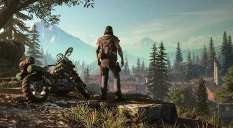 E3: Days Gone announced