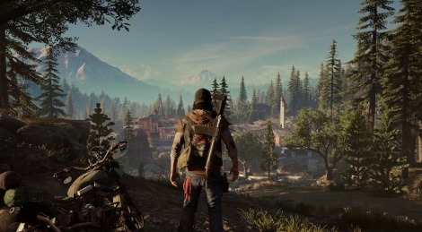 E3: Days Gone Extended Gameplay