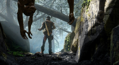 E3: Days Gone Gameplay Trailer