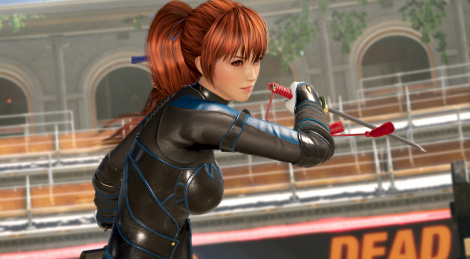 E3: Dead or Alive 6 images and trailer