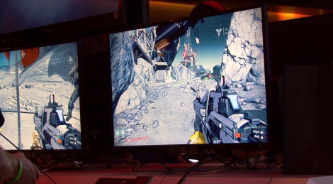 E3: Destiny showfloor video