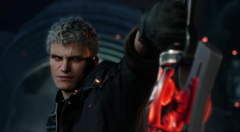 E3: Devil May Cry 5 announced