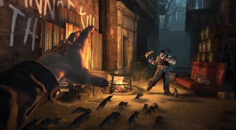 E3 Dishonored new screenshots