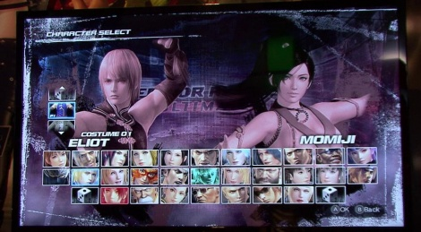 E3: DOA5 Ultimate gameplay
