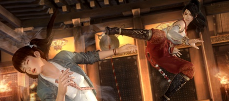 E3: DOA 5 Ultimate new images and trailer