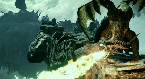 E3: Dragon Age Inquisition screens