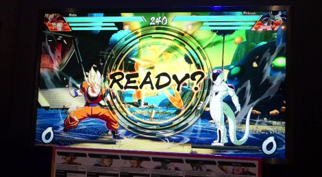 E3: Dragon Ball FighterZ gameplay