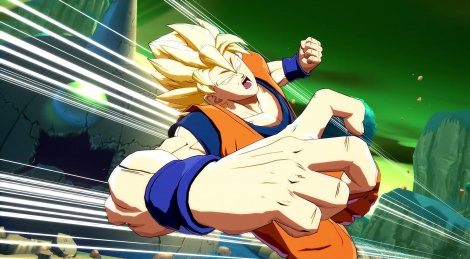E3: Dragon Ball FighterZ revealed