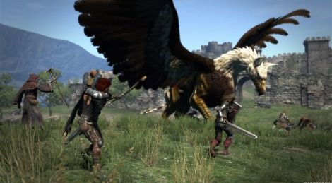 E3: Dragon's Dogma videos
