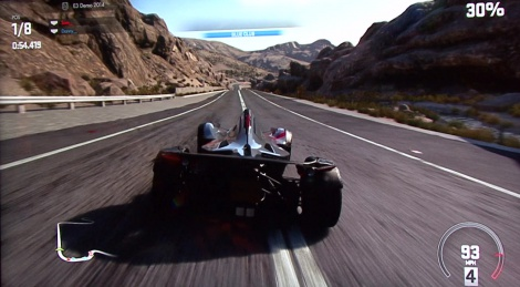 E3: DriveClub gameplay video