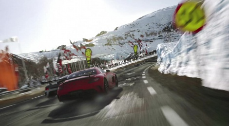 E3: DriveClub trailer and images