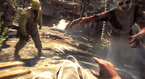 E3: Dying Light new screenshots
