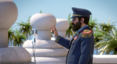 E3: El Presidente is back, Tropico 6 announced