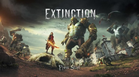 E3: Extinction Gameplay Walkthrough