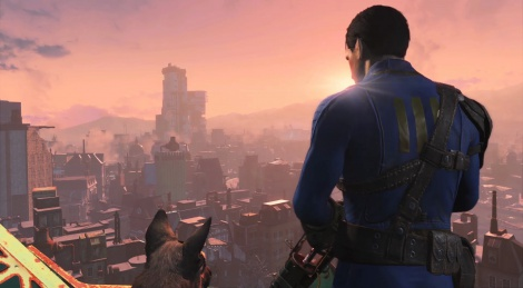 E3: Fallout 4 new screens