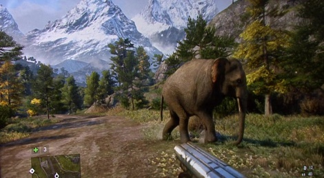 E3: Far Cry 4 ready for some action