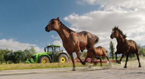 E3: Farming Simulator 19 trailer