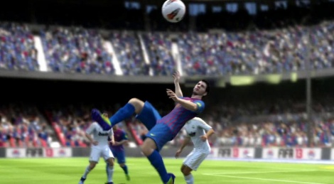 E3: Fifa 13 images and trailer