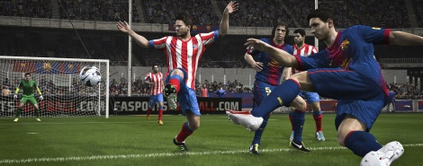 E3: FIFA 14 screens and trailer