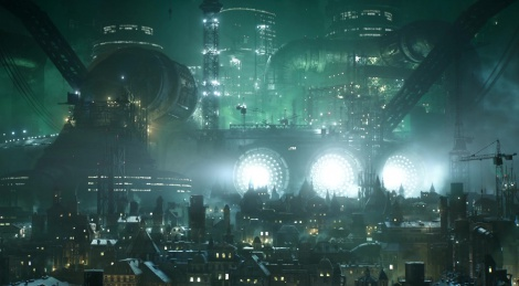 E3: Final Fantasy VII Remake trailer