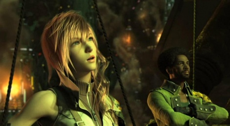 E3: Final Fantasy XIII trailer