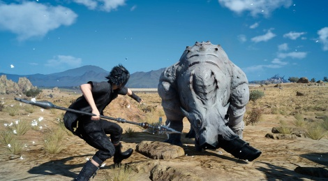 E3: Final Fantasy XV trailer