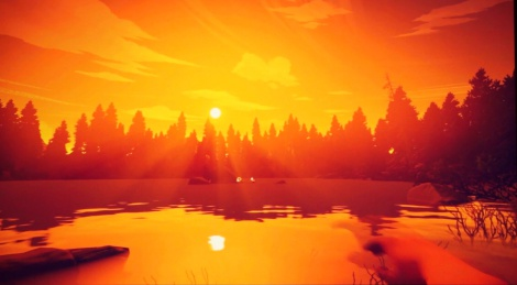 E3: Firewatch trailer