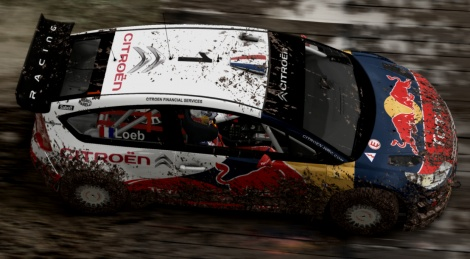 E3: First images and making-of  for WRC