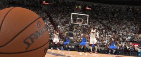 E3: First images of NBA Live 13