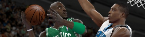 E3: First screens of NBA 2K11
