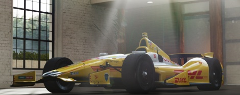 E3: Forza 5 showcases Indy Car