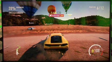 E3: Forza Horizon 2 gameplay