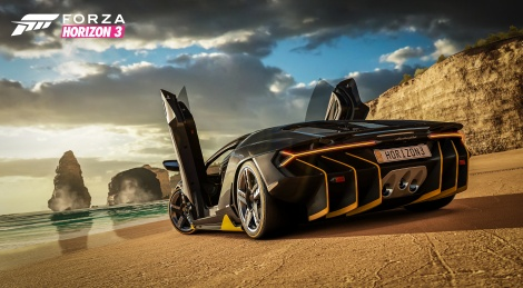 E3: Forza Horizon 3 first screens