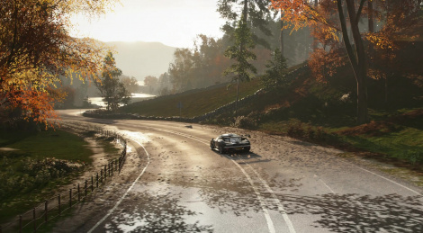 E3: Forza Horizon 4 in 4K