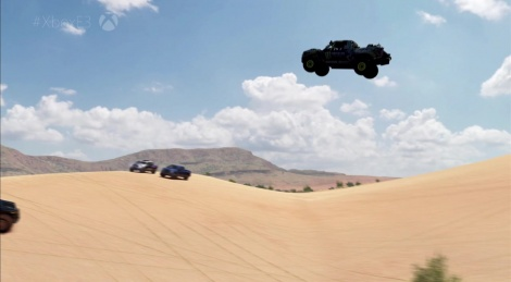 E3: Forza Horizon gameplay