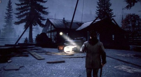 E3: Gameplay d'Alan Wake