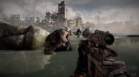 E3: Gameplay de MOH Warfighter