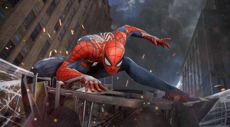 E3: Gameplay de Spider-Man
