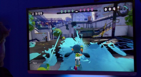 E3: Gameplay of Splatoon
