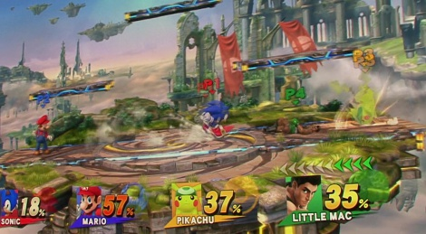 E3: Gameplay of Super Smash Bros. for Wii U