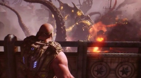 E3: Gears of War 3 gameplay