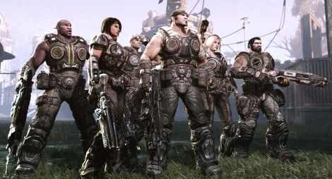 Gears of War 3 campaign DLC– no Delta Squad