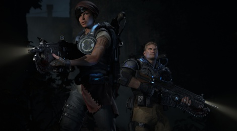 E3: Gears of War 4 gameplay